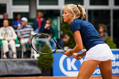 Flanders Ladies Trophy Koksijde 2017 - 1/4 finale double dame