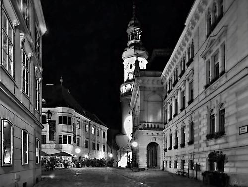 Old town Fire Tower /Régi városrész Tűztorony