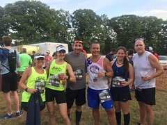 BRC at the Saunders at Rye Harbor 10K on 17 Aug 2017