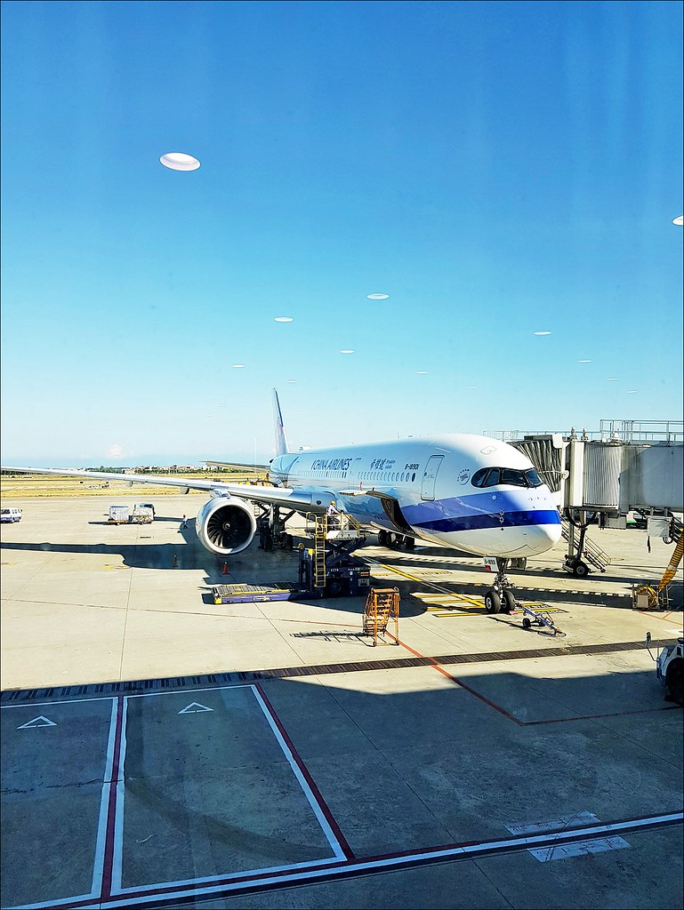 華航波音787