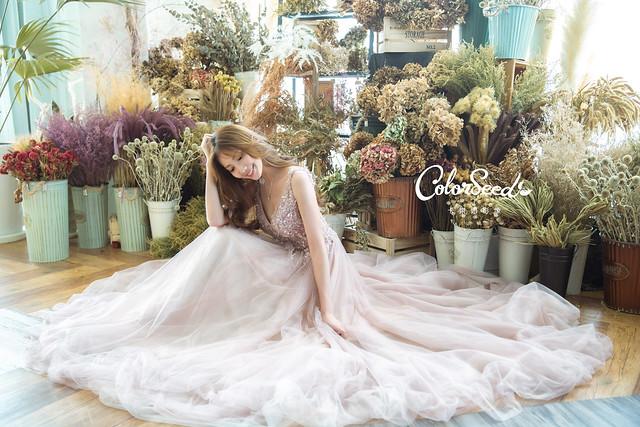 台南自助婚紗COLOR SEED 卡樂思影像