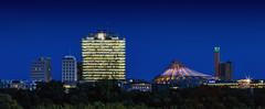 Berlin Skyline Potsdamer Platz