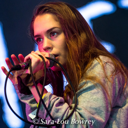Anna of the North at Bestival 2017