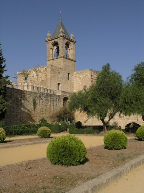 antequera castle church