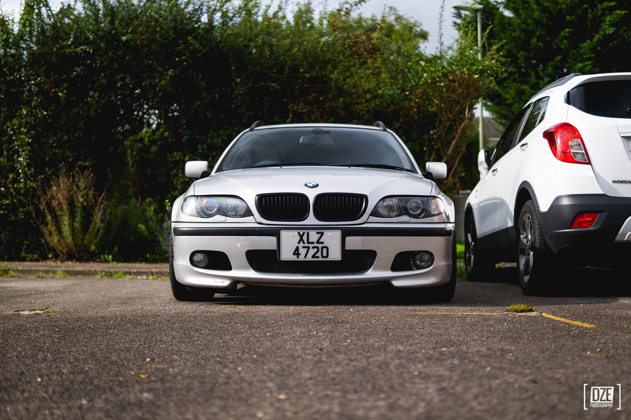 It also freshens up the front of my car quite a lot as the old plate was looking quite tired. And I was never a huge fan of the blue GB on ... & E46 US Front Numberplate Holder | Dazeu0027s E46 330D