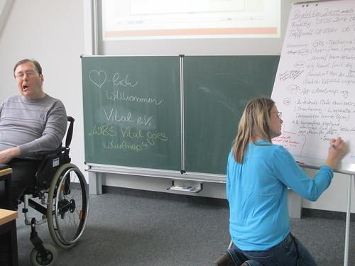 """Europäischer Protesttag zur Gleichstellung von Menschen mit Behinderung 2017 Wegetest in Pöhl • <a style=""""font-size:0.8em;"""" href=""""http://www.flickr.com/photos/154440826@N06/36310202174/"""" target=""""_blank"""">View on Flickr</a>"""