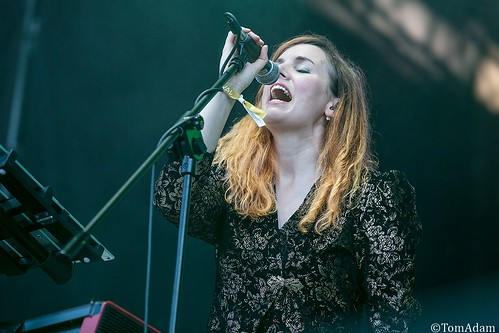 Anna Meredith Off Festival 2017