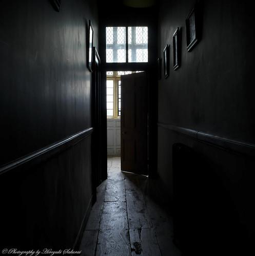 Passage; Montacute House / National Trust