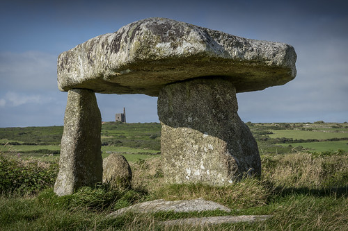 Lanyon Quoit, Madron, Cornwall