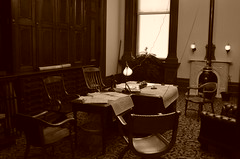 1906: The Command Center at Sacramento