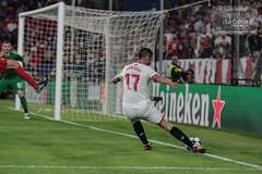 Sevilla FC 2 - 1 Spartak de Moscú