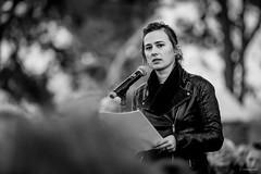 Reveil 2017: Ozark Henry en Maud Vanhauwaert op de begraafplaats