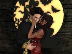 Macky and Gabe Halloween Prom