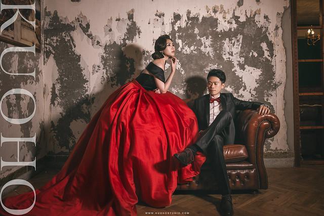 台南自助婚紗郭賀影像
