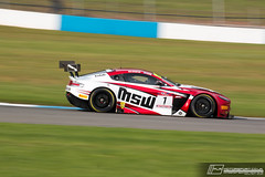 British GT 2017 Donington Park