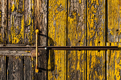 la porte jaune