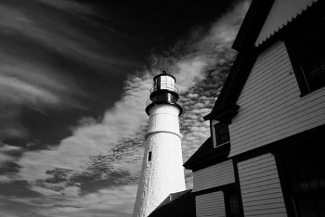 "Cape Elizabeth Lighthouse • <a style=""font-size:0.8em;"" href=""http://www.flickr.com/photos/150185675@N05/38171781721/"" target=""_blank"">View on Flickr</a>"