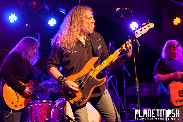 The Kentucky Headhunters - Robin 2, Bilston - 2Oct17 (74 of 162)