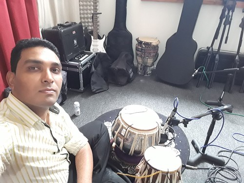 "Tabla Recording • <a style=""font-size:0.8em;"" href=""http://www.flickr.com/photos/28100669@N02/23974395398/"" target=""_blank"">View on Flickr</a>"