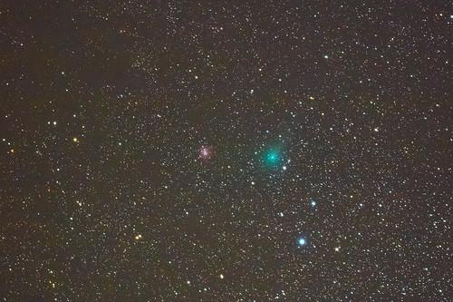 Comet 2017 O1 ASASSN