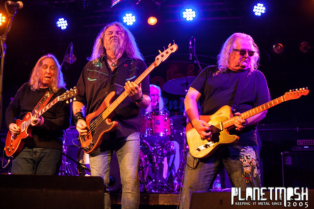 The Kentucky Headhunters - Robin 2, Bilston - 2Oct17 (156 of 162)