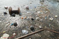 Super typhoon Lan brings in Marine debris