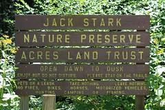 Jack Stark Nature Preserve