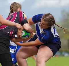 Lewes Ladies' Second XV vs Cranbrook - 8 October 2017