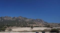 Muchia muntilor Saos la Pachia Ammos