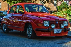 1976 Saab 96