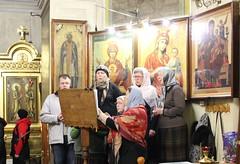 Воскресный вечер в Троицком-Кайнарджи