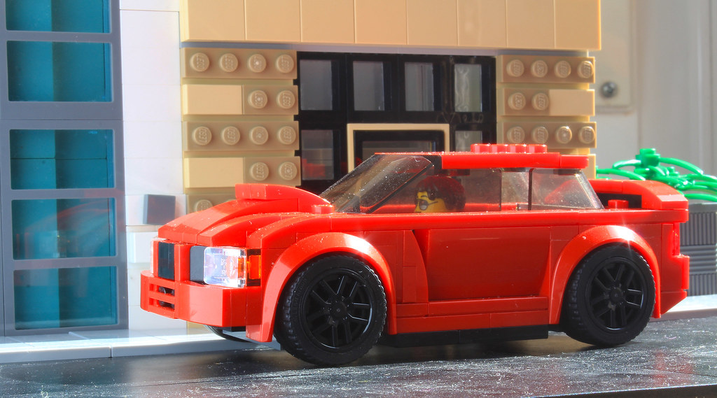 The World s newest photos of lego and subaru   Flickr Hive Mind Lego Speed Champions Subaru Impreza from Baby Driver  hachiroku24  Tags   lego street subaru