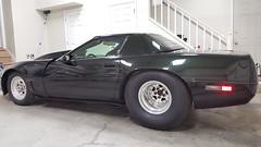 Hardtop Convertible Corvette