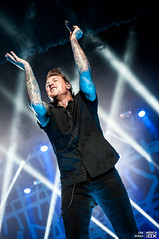 20171017 - Papa Roach @ Coliseu dos Recreios