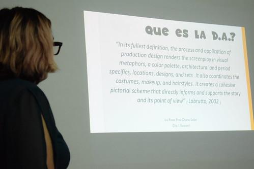 Taller de dirección de Arte. Diana Soler (5)