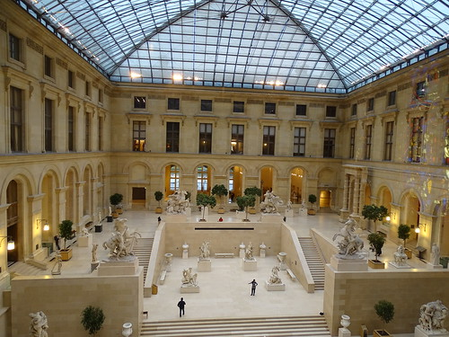 "Louvre Paris • <a style=""font-size:0.8em;"" href=""http://www.flickr.com/photos/160223425@N04/27081470159/"" target=""_blank"">View on Flickr</a>"