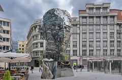 Franz Kafka in Prague