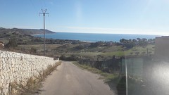 Siculiana marina Agrigento Sicilia