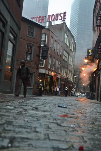 Street perspective (Boston)