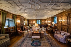 Hever Castle - Drawing Room