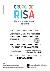 "Grupo de risa -2017- • <a style=""font-size:0.8em;"" href=""http://www.flickr.com/photos/52183104@N04/37596992515/"" target=""_blank"">View on Flickr</a>"