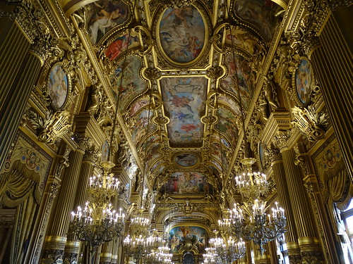 "Opéra Garnier Paris • <a style=""font-size:0.8em;"" href=""http://www.flickr.com/photos/160223425@N04/37970423105/"" target=""_blank"">View on Flickr</a>"