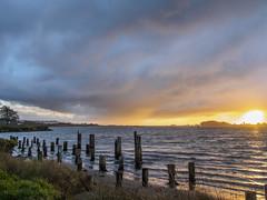 Humboldt Bay Miscellaneous Sunset