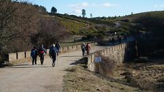 Senderismo Sierra de la Culebra, Zamora