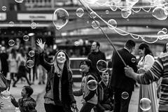 I love bubbles !