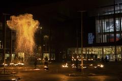 Leeuwarden in vuur en vlam