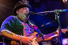 Popa Chubby (Ted Horowitz)  live @ de Vorstin, the Netherlands