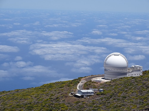 """La Palma Telescop • <a style=""""font-size:0.8em;"""" href=""""http://www.flickr.com/photos/160223425@N04/27079137329/"""" target=""""_blank"""">View on Flickr</a>"""
