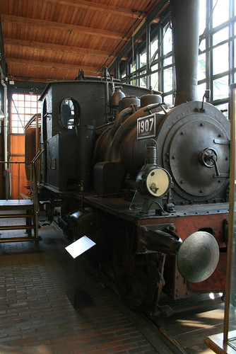 "Deutsches Technikmuseum Railway • <a style=""font-size:0.8em;"" href=""http://www.flickr.com/photos/160223425@N04/38955645501/"" target=""_blank"">View on Flickr</a>"