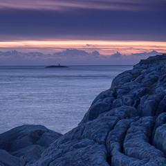 Blue Hour Before Sunrise